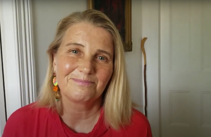 Positive support for Liz Gunn as she speaks out against PM Ardern's covid regime