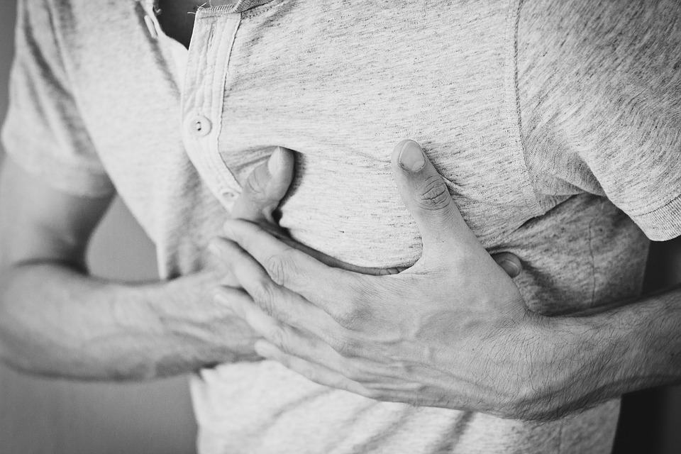 Mystery rise in heart attacks among young people